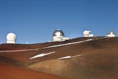 Mauna Kea summit Royalty Free Stock Image