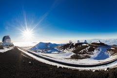 Mauna Kea Royalty Free Stock Image