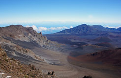 Mauna-Kea-Vulcano, Hawaii, USA Stock Photography