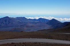 Mauna-Kea-Vulcano, Hawaii, USA Lizenzfreies Stockfoto