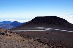 Mauna-Kea-Vulcano, Hawaii, USA Stock Photography