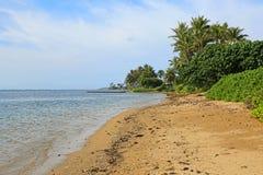 Maunalua Bay Beach Park Royalty Free Stock Image