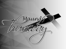 Maundy Thursday Royalty Free Stock Image