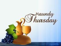 Maundy Thursday Stock Photo