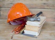 Maurer Tools lizenzfreies stockfoto