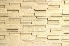 Maurerarbeit-Block-Wand-Hintergrund Lizenzfreie Stockfotografie