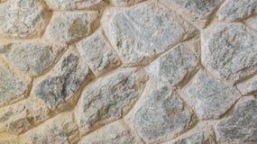 Maurerarbeit-Steinwand-Hintergrund-Beschaffenheit Stockfotografie