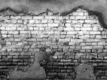 Maurerarbeit-Steinziegelsteine der Weinlesehintergrundbeschaffenheit alte Lizenzfreies Stockfoto