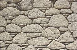 Maurerarbeit von Kalkstein 2 stockbilder