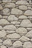 Maurerarbeit von Kalkstein 3 stockfoto
