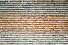 Maurerarbeit vor langer Zeit errichtet Stockfoto