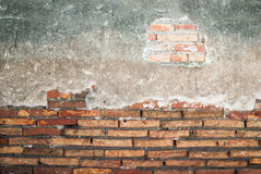 Maurerarbeitwand Stockbilder