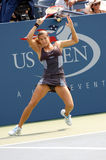 Mauresmo Amelie at US Open 2008 (07) Stock Photos