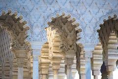 Mauretanska archs royaltyfri fotografi