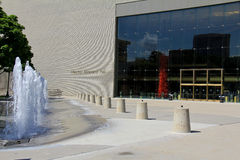 Maurice Abravanel Hall Royalty Free Stock Photography