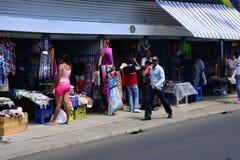 Mauricio, pueblo pintoresco de Goodlands imágenes de archivo libres de regalías