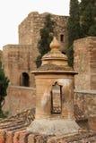 Maurische Architektur stockbild
