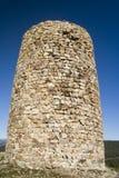 Maurischer Kontrollturm Stockbild