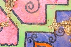 Maurisches Design Stockbild