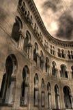 Maurisches Schloss Stockfotos
