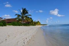 Mauritian beach 2 Royalty Free Stock Photo