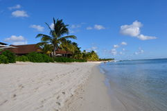 Mauritian plaża 2 Zdjęcie Royalty Free