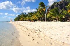 Mauritian plaża 3 Obrazy Stock