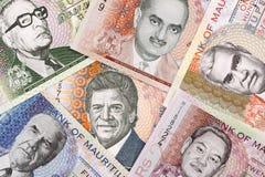 Mauritiska pengar en bakgrund