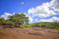 Mauritius Royaltyfri Bild