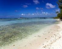 mauritius för fjärdgabriel ö quiet mauritius royaltyfria foton