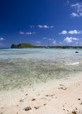 mauritius för fjärdgabriel ö quiet mauritius fotografering för bildbyråer