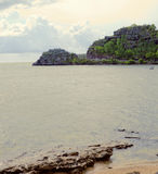 Mauritius island coast Stock Images