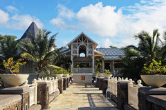 Mauritius island landscape Stock Photography