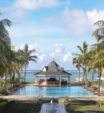 Mauritius island landscape Stock Images