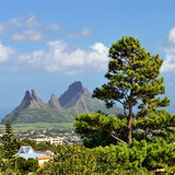 Mauritius island Royalty Free Stock Photo