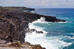 Mauritius island ocean landscape Royalty Free Stock Image