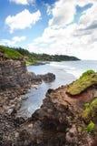 Mauritius island ocean landscape Royalty Free Stock Photo