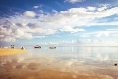 Mauritius landscape Stock Photo
