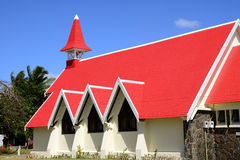 Mauritius,  picturesque village of Pereybere Stock Photo