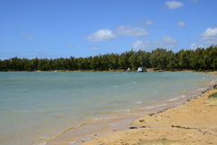 Mauritius, the picturesque village of Pereybere Stock Images