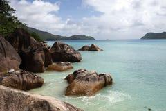 Mauritius plaża obrazy royalty free