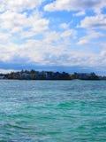 Mauritius plaża Fotografia Stock