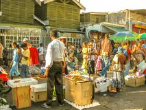 Mauritius Port Louis Market Fotos de Stock