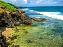 Mauritius South Coast Royalty Free Stock Photography