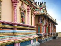 mauritius Tempiale indù Fotografia Stock Libera da Diritti
