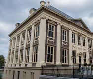 Maurits house in The Hague, Netherlands royalty free stock image