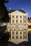 Mauritshuis博物馆 免版税库存图片