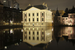 Mauritshuis海牙 免版税图库摄影