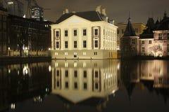 Mauritshuis Χάγη στοκ φωτογραφία με δικαίωμα ελεύθερης χρήσης