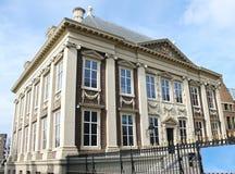 海牙mauritshuis博物馆 免版税库存照片